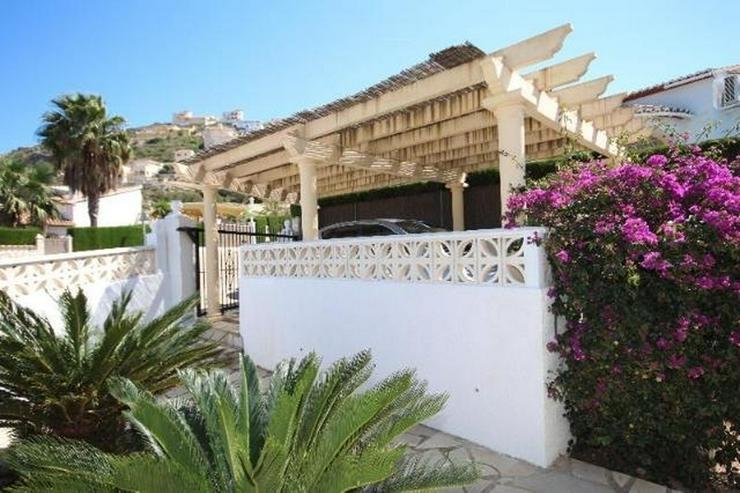 Bild 6: Sehr schöne Villa mit Pool, Außendusche, zentraler Klimaanlage am Monte Solana bei Pedre...