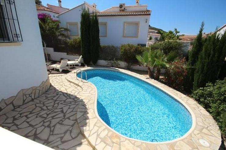 Bild 2: Sehr schöne Villa mit Pool, Außendusche, zentraler Klimaanlage am Monte Solana bei Pedre...