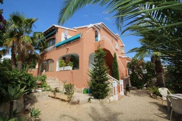 Ansprechende 3 SZ Villa mit sep. Gästeapartment, Pool, Klima, Garage, Kamin in ruhiger La... - Haus kaufen - Bild 1
