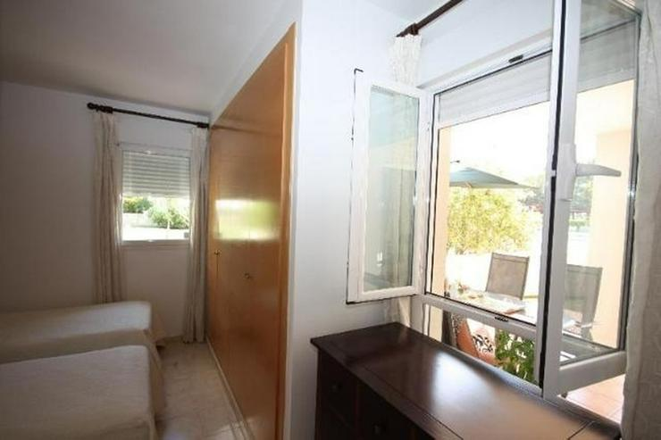 Bild 9: Meernahes, gepflegtes, 2 Schlafzimmer Apartment mit Gemeinschafts Pool in El Vergel