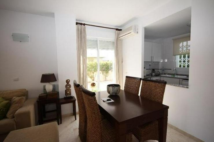Bild 10: Meernahes, gepflegtes, 2 Schlafzimmer Apartment mit Gemeinschafts Pool in El Vergel
