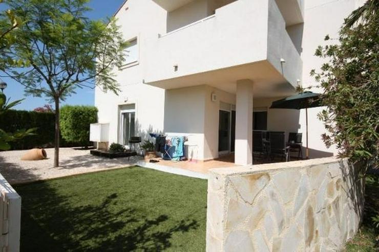 Bild 1: Meernahes, gepflegtes, 2 Schlafzimmer Apartment mit Gemeinschafts Pool in El Vergel