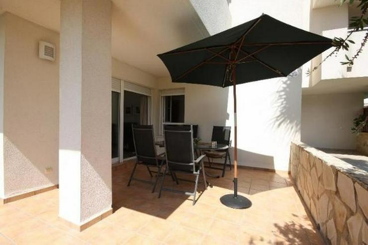 Bild 5: Meernahes, gepflegtes, 2 Schlafzimmer Apartment mit Gemeinschafts Pool in El Vergel