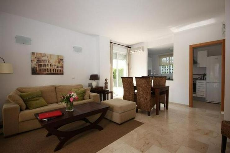 Bild 6: Meernahes, gepflegtes, 2 Schlafzimmer Apartment mit Gemeinschafts Pool in El Vergel