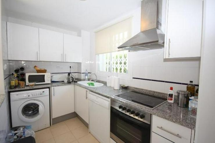 Bild 7: Meernahes, gepflegtes, 2 Schlafzimmer Apartment mit Gemeinschafts Pool in El Vergel