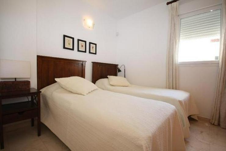Bild 8: Meernahes, gepflegtes, 2 Schlafzimmer Apartment mit Gemeinschafts Pool in El Vergel