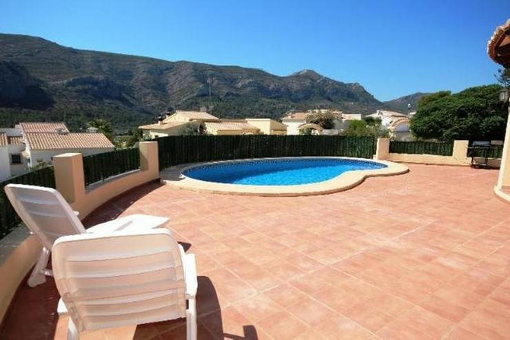 Bild 2: Sehr schöne 4 SZ Villa mit tollem Panoramablick, Pool am Monte Solana bei Pedreguer.