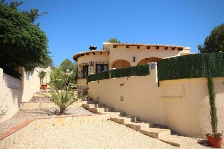 Bild 6: Sehr schöne 4 SZ Villa mit tollem Panoramablick, Pool am Monte Solana bei Pedreguer.