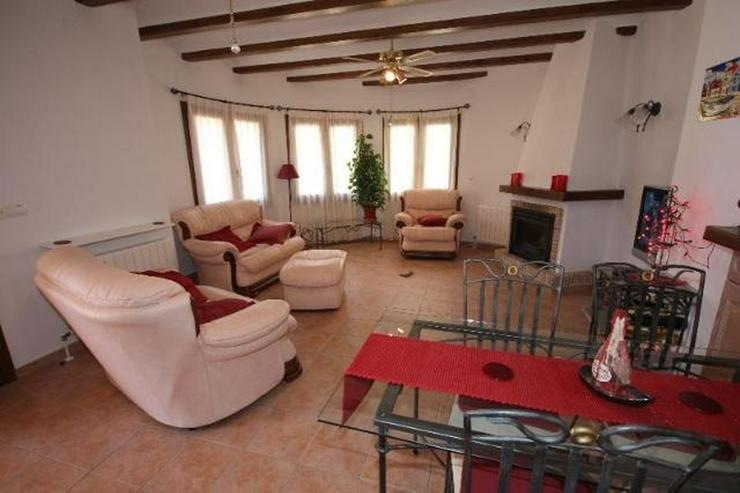 Bild 4: Sehr schöne 4 SZ Villa mit tollem Panoramablick, Pool am Monte Solana bei Pedreguer.