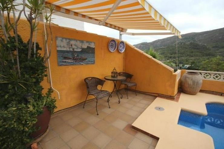 Bild 4: Sehr gepflegte 3 SZ Villa mit Pool, Garage, ZH, Sauna, Jacuzzi, BBQ im Bergidyll Adsubias