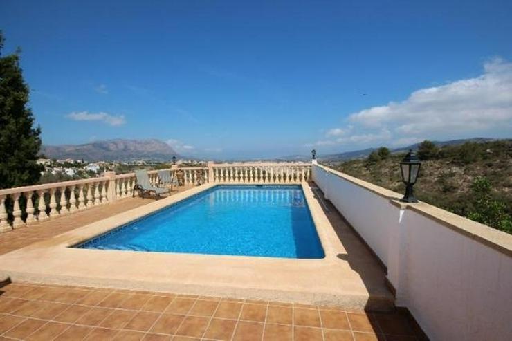 Bild 2: Private 2 - 3 SZ Villa mit Jacuzzi, Klima, Kamin, Stellplatz, BBQ, Pool und schönem Meerb...