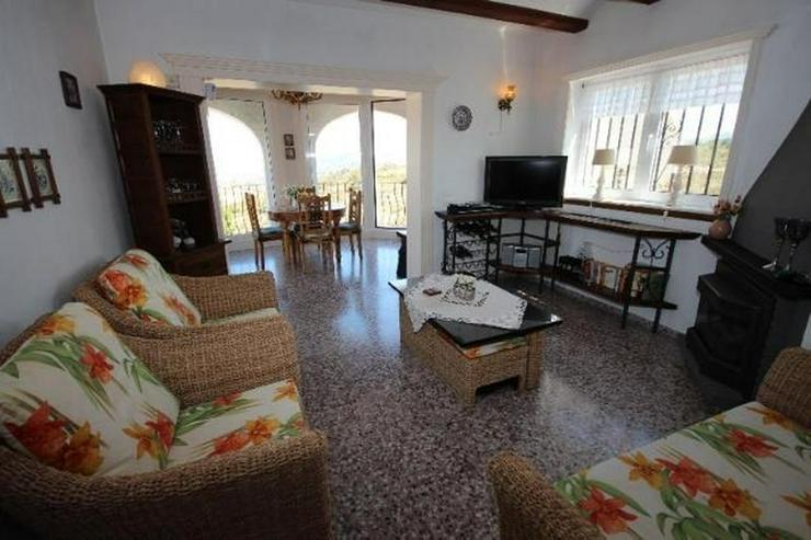 Bild 6: Private 2 - 3 SZ Villa mit Jacuzzi, Klima, Kamin, Stellplatz, BBQ, Pool und schönem Meerb...