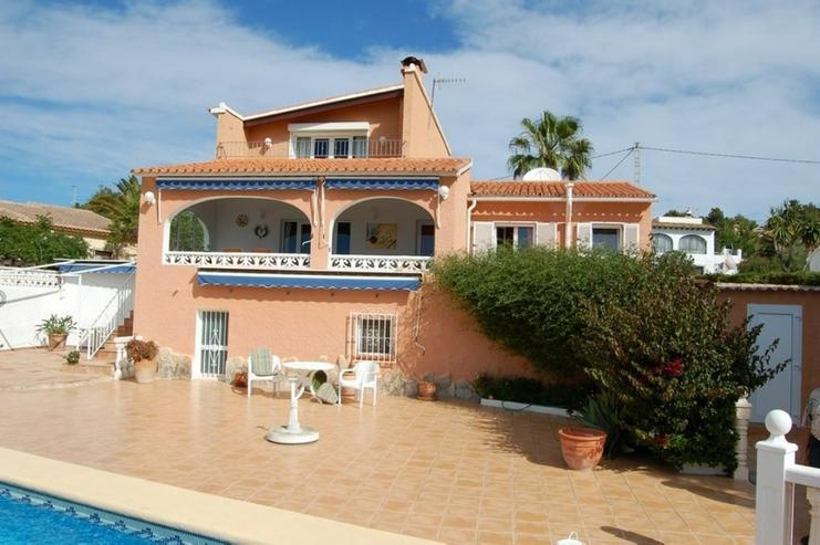 Villa in Moraira - Haus kaufen - Bild 1