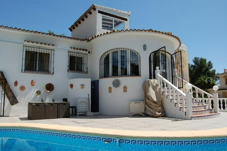 Villa de Benissa - Haus kaufen - Bild 1