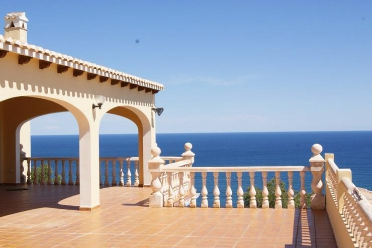 Luxuriöse Villa in Javea mit Meerblick - Haus kaufen - Bild 1