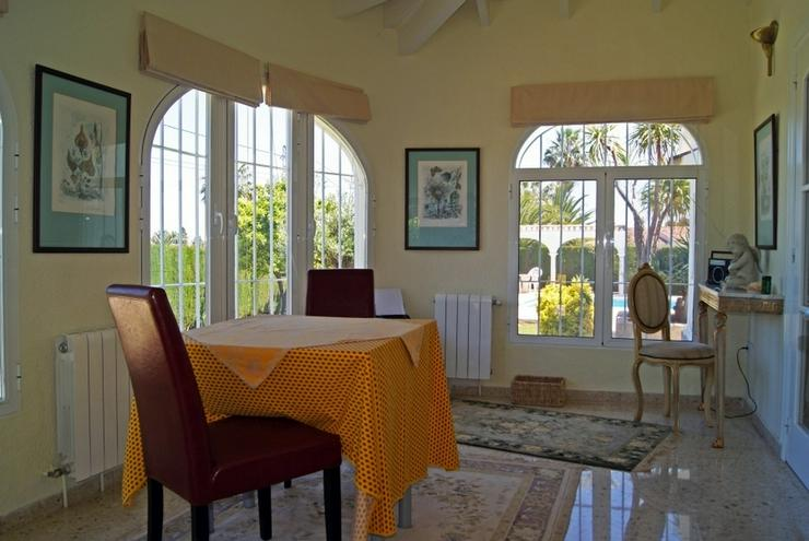 Bild 5: Villa in La Xara.
