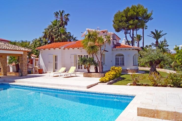 Villa in La Xara. - Haus kaufen - Bild 1