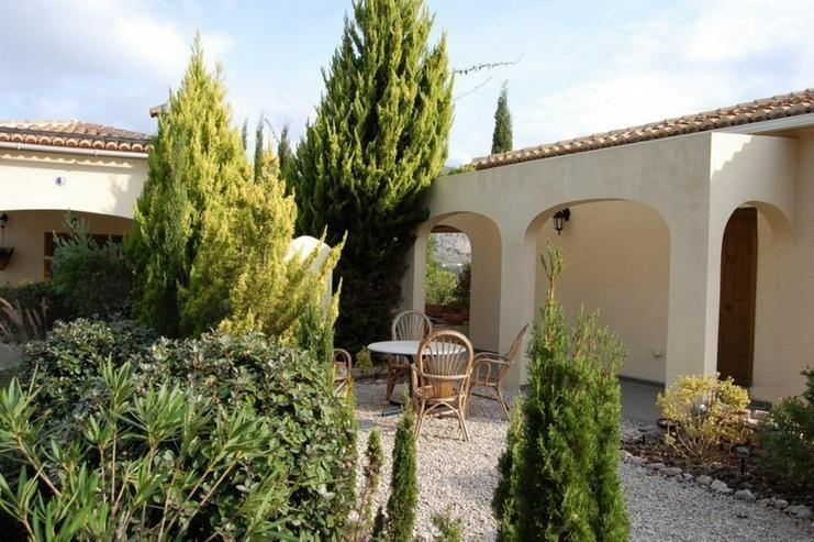 Bild 5: Villa in Parcent.