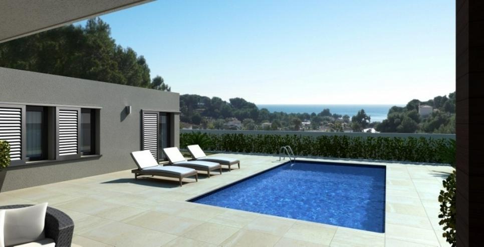 Bild 2: Villa in Benissa.
