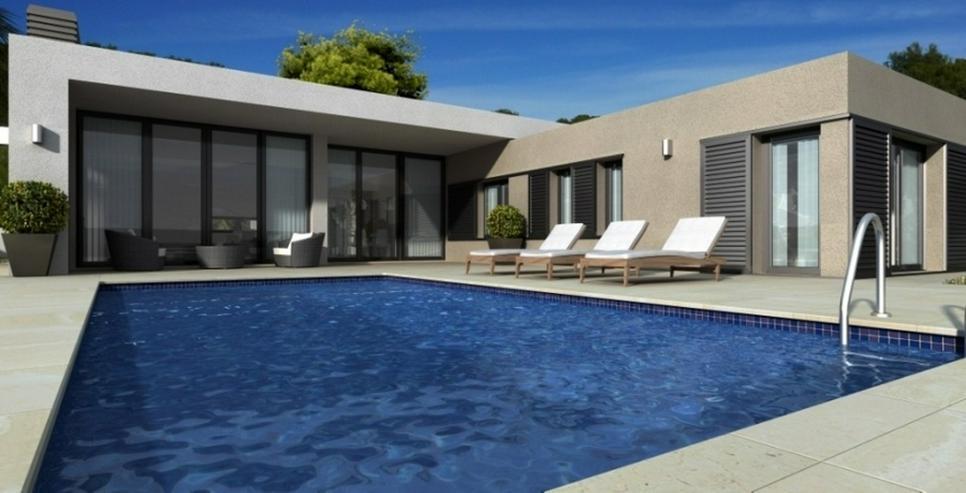Bild 6: Villa in Benissa.