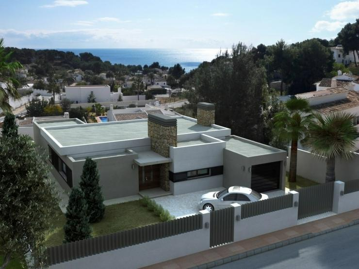 Bild 4: Villa in Benissa.