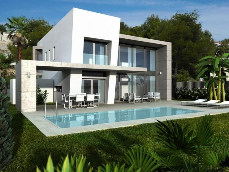 Villa in Benissa. - Haus kaufen - Bild 1