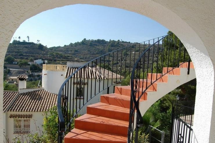 Bild 3: Villa in Benissa.