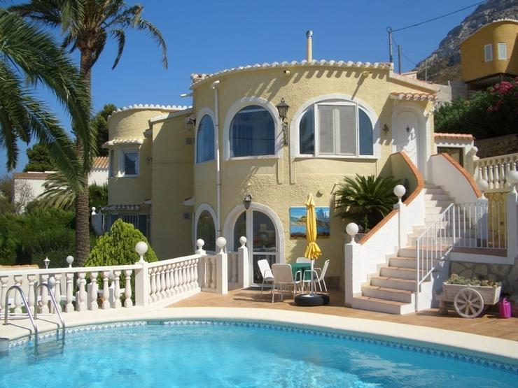 Ruhig gelegene Villa in Denia - Haus kaufen - Bild 1