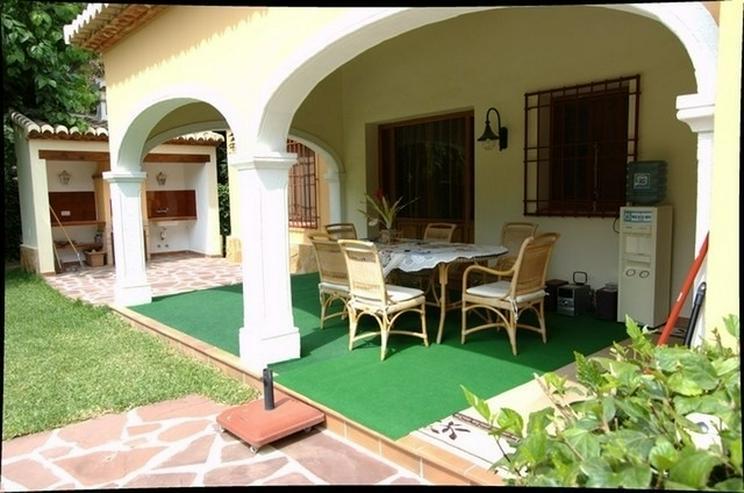 Bild 4: Villa in Javea.