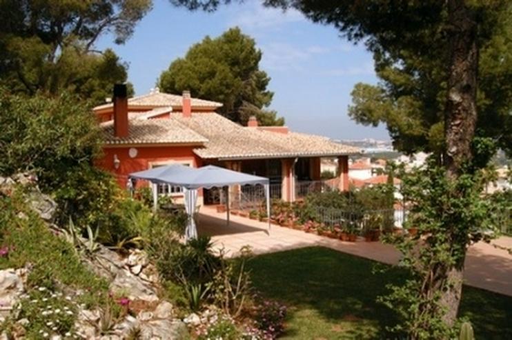 Bild 3: Majestätische Villa in Denia