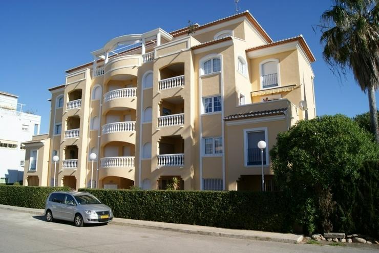 Appartement ganz dicht am Yachthafen von Denia - Wohnung kaufen - Bild 1