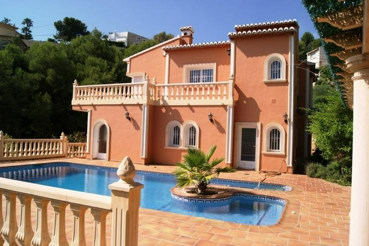 Bild 1: Villa Javea