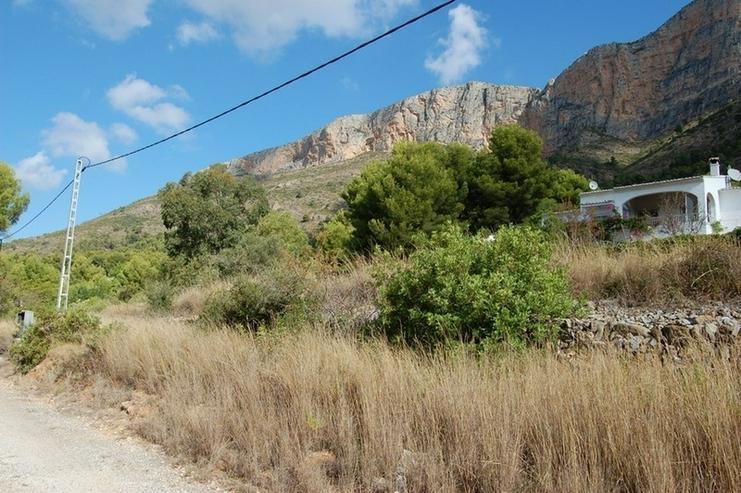 Grundstück in Javea - Grundstück kaufen - Bild 1