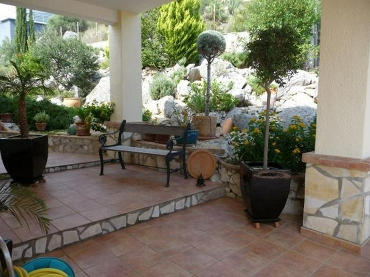 Bild 6: Schöne, sehr gepflegte Villa mit Pool und atemberaubenden Panoramablick in Sanet y Negral...