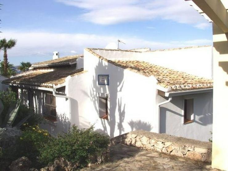 Gepflegte Villa mit Pool, 3 Schlafzimmer, Zentralheizung und herrlicher Meersicht am Monte... - Haus kaufen - Bild 1