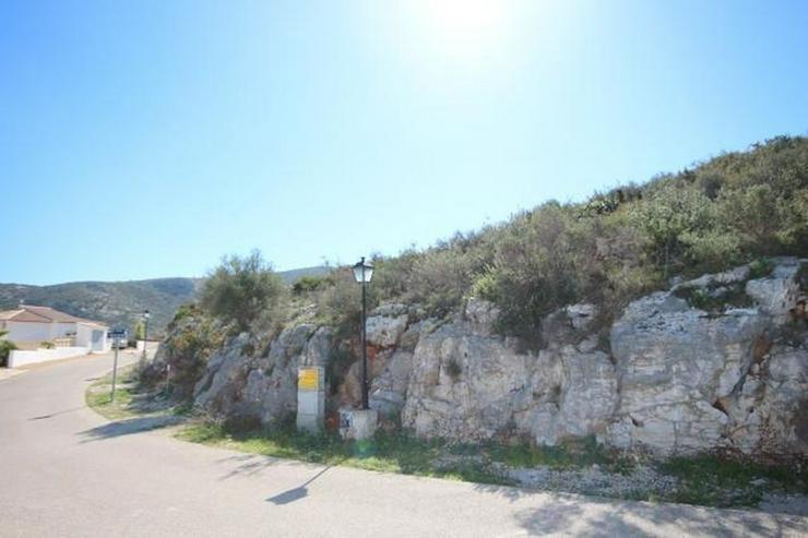 Bild 4: Optimales Grundstück mit Panoramablick unweit vom Dorfkern