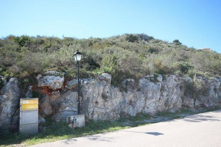 Bild 2: Optimales Grundstück mit Panoramablick unweit vom Dorfkern