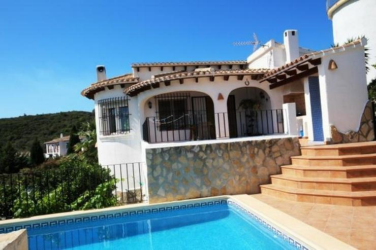 Bild 2: Villa in ruhiger Lage von Monte Pego mit Pool und Aussicht.