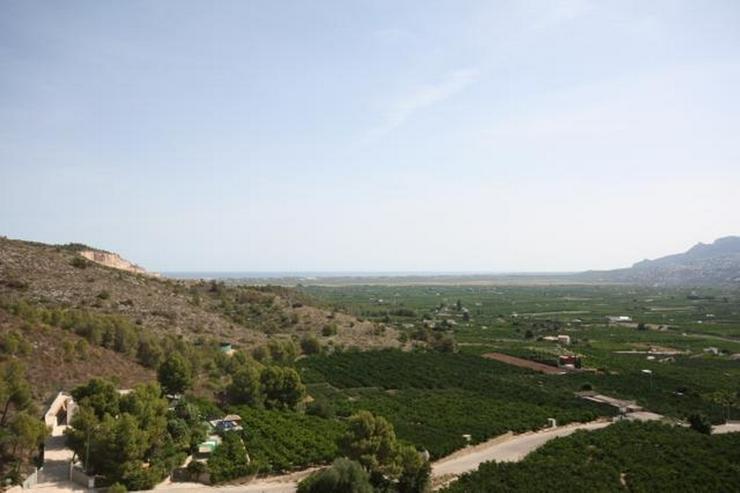 Privates Grundstück in sonniger Lage mit traumhaftem Meerblick - Grundstück kaufen - Bild 1