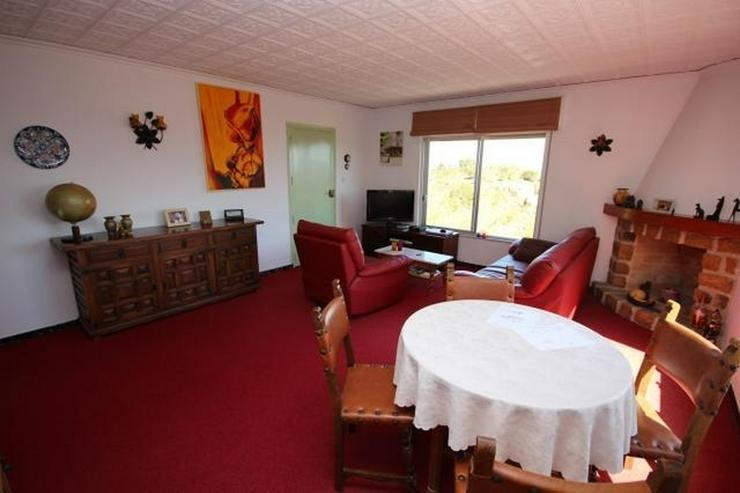 Bild 4: Einfamilienhaus in Las Rotas mit herrlichem Meerblick und 1.700 m² Grundstück zum renovi...