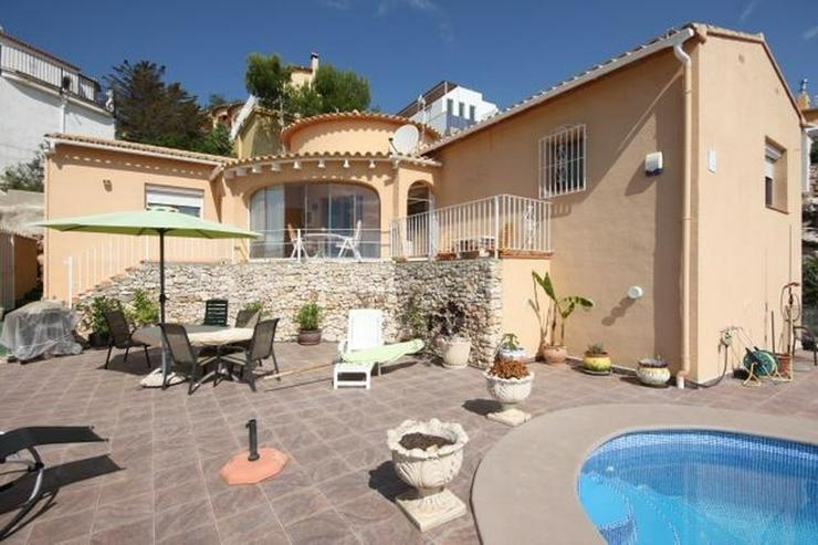 Gepflegte 2 Schlafzimmer Villa mit Pool in herrlicher Aussichtslage in Adsubia - Haus kaufen - Bild 1