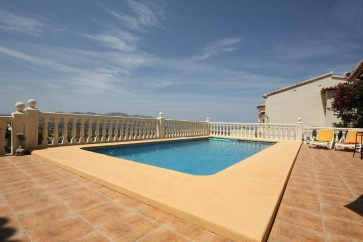 Bild 3: Gepflegte 3 Schlafzimmer Villa mit Pool und herrlicher Fernsicht in Monte Solana / Pedregu...