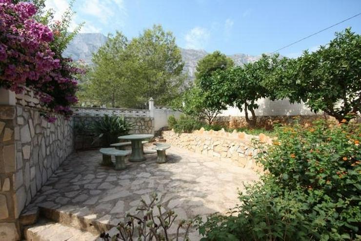 Bild 6: Private 3 Schlafzimmer Villa mit großem Pool, nur 3,5 km vom Stadtzentrum Denia entfernt.