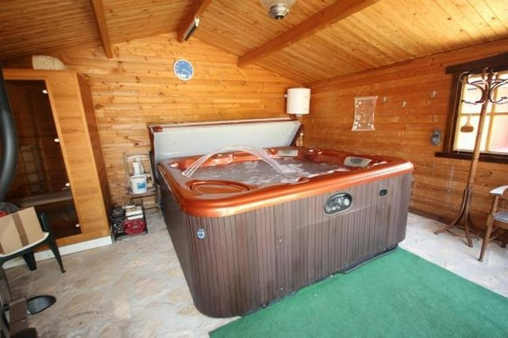 Bild 6: Ländliche Finca, großzügiger Garage oder Atelier und Pool in Benidoleig