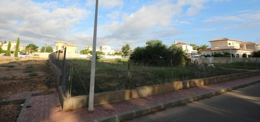 Bild 4: Flaches Land mit Geschäfts- und Hotel Verwendung von 1583m2 in Els Poblets.