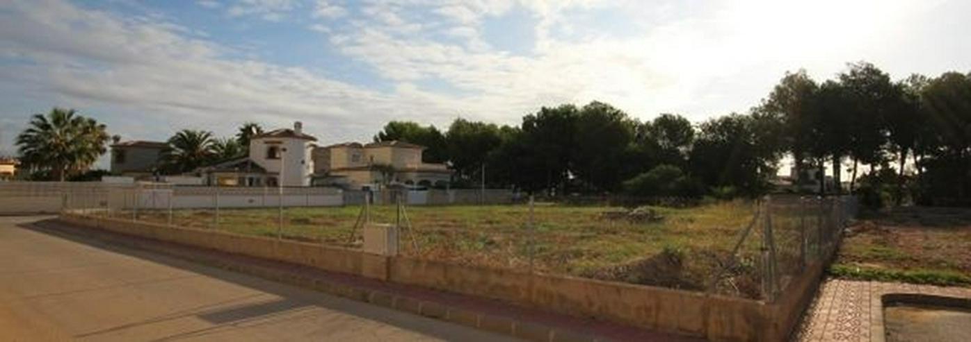 Bild 2: Flaches Land mit Geschäfts- und Hotel Verwendung von 1583m2 in Els Poblets.