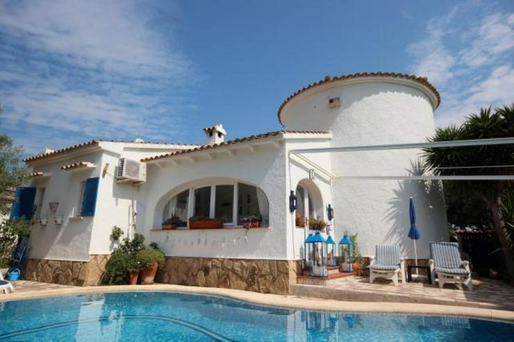 Sehr gepflegte, schöne Villa in Els Poblets mit 4 Schlafzimmern, 3 Bädern, Pool, Grundst... - Bild 1