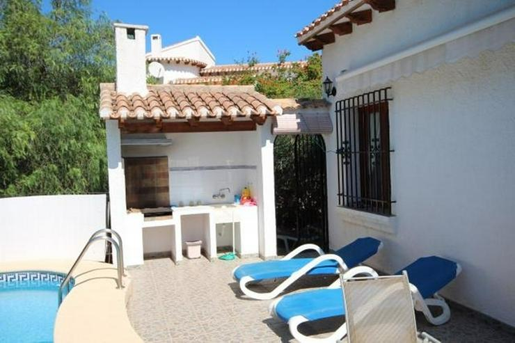 Bild 4: Schöne gemütliche Villa in einer privaten Lage am Monte Pego mit 3 Schlafzimmern, 2 Bäd...