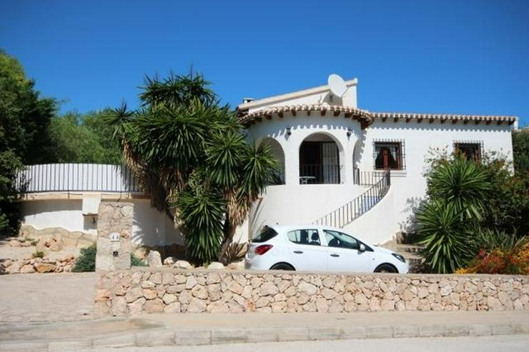 Schöne gemütliche Villa in einer privaten Lage am Monte Pego mit 3 Schlafzimmern, 2 Bäd... - Haus kaufen - Bild 1