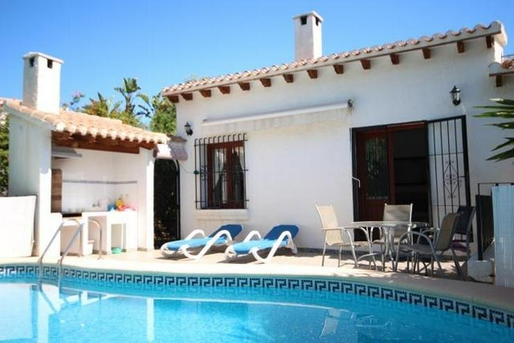 Bild 2: Schöne gemütliche Villa in einer privaten Lage am Monte Pego mit 3 Schlafzimmern, 2 Bäd...